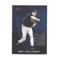 2004 TOPPS FINEST BLUE JAYS  ROY HALLADAY #90 - $0.99