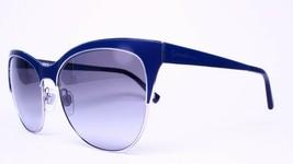 New Giorgio Armani Ar 6019 3062/11 Blue Authentic Sunglasses 57-17 145 - $52.03