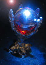 Halloween Haunted Crystal Ball Witch's Intense Love Power Magick Witch CASSIA4 - $177.77