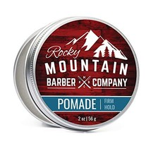 Pomade for Men – 2 oz Size - Classic Styling Product with Strong Firm Hold for S