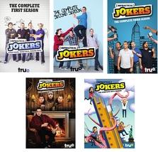 Impractical jokers season 1 5 one five dvd bundle2 thumb200