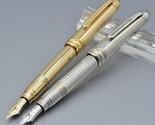 11 5 cm mini gold silver mb fountain pen thumb155 crop