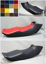 HONDA XR400R Seat Cover 2000 2001 2002 2003 in  2-tone RED /& BLACK or 25 COLORS