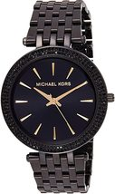 Michael Kors Darci Ladies Watch MK3337 Black New with Tags 2 Years with Warranty - $149.90