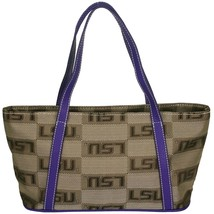 LSU Louisiana State Tigers Officially Licensed the Missy Collegiate Handbag - $47.50