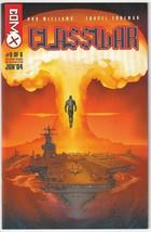 Cla$$war #6 First Printing Classwar June 2004 Com.X Publishing - $2.39