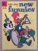Walter Lantz New Funnies Dell 278 1960 Comic Book FN Silver Age Woody Woodpecker - $7.27