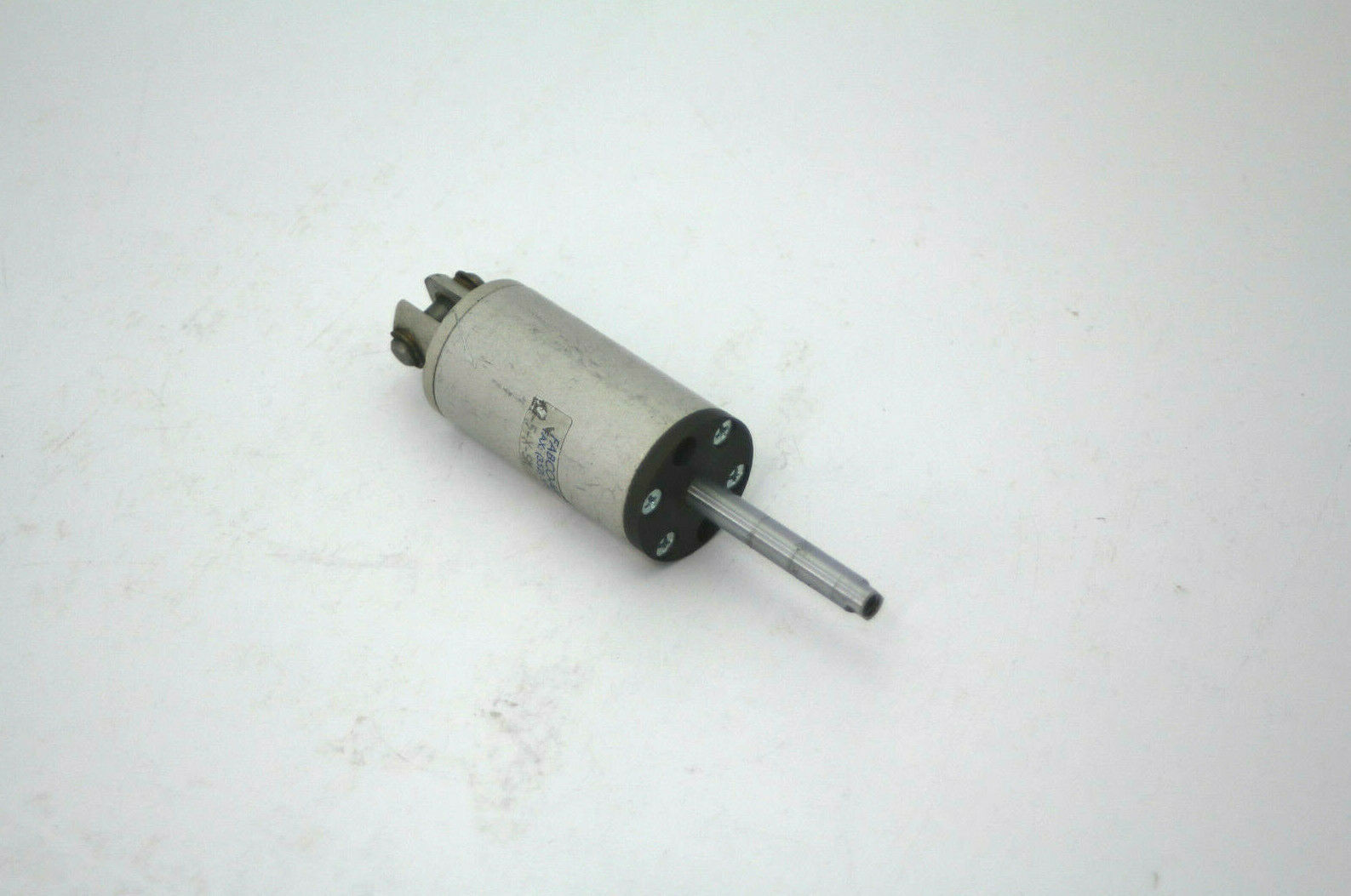Primary image for Fabco-Air J-5-X-SM Pancake Pneumatic Air Cylinder USED