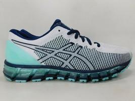 Asics Gel Quantum 360 Sz 9 M (B) EU 40.5 Women's Running Shoes White Teal T6G6N