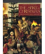The Spirit of Christmas, Book Five, Leisure Arts Hardcover, 1991, Crafts... - $8.00