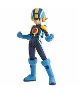 4 inch flannel rockman exe non scale PVC & ABS painted movable figure - $398.08