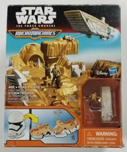 Star Wars The Force Awakens Micro Machines First Order Star Destroyer Pl... - $18.69