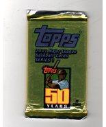 Topps 2001 Major League Baseball Cards Series1  - $4.95