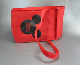 Disney Movie Club Red Mickey Mouse Insulated Lunch Bag Pack - $5.50
