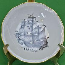 Vintage ALP (Lidkoping Kungsholmsservisen) Swedish Viking Ship 1600 Sala... - $3.95