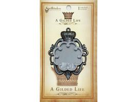 Spellbinders A Gilded Life Large Bezel, Dark Silver #GLLB-003