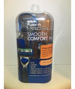 Gillette Fusion Proglide Power Smooth Comfort Pack New Old Stock - $13.49