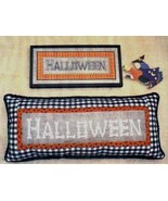 Halloween Bones halloween cross stitch chart Annalee Waite Designs - $5.40