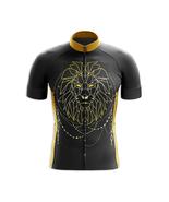 Geometric Lion Cycling Jersey - $29.00