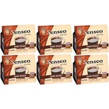 SENSEO Coffee Pods, Dark Roast, Ground Coffee Pods for Coffee Makers, Es... - $58.26