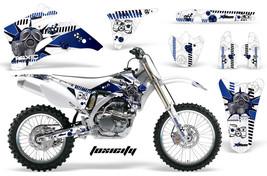 Dirt Bike Graphics Kit Decal Wrap For Yamaha YZ250F YZ450F 2006-2009 TOXIC U W - $169.95