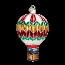 OLD WORLD CHRISTMAS HOT AIR BALLOON GLASS CHRISTMAS ORNAMENT 36056 STYLE B - $16.88