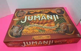 Jumanji The Board Game Cardinal Games Complete - $19.95