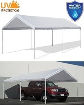 Canopy Shelter Tent Cover 10x20 Car Carport Boat Garage Party Storage Po... - $251.47 CAD
