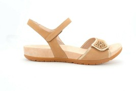 Dansko Blythe Milled Nubuck  Sandals Sand Women's Size EU 40  (3319) - $100.00