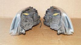 09-12 VW Volkswagen CC Halogen Headlight Head Lights Matching Set L&R image 5