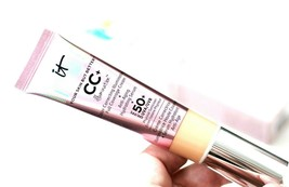 It Cosmetics Cc Cream Light Illumination SPF50+ Full Coverage Foundation - $12.87
