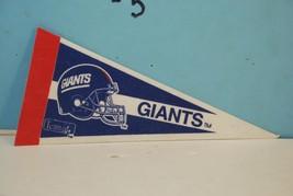 New York Giants Football Team Pennant - Team NFL - $24.74