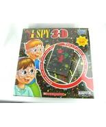 I Spy 3-D. Briarpatch. NIB Sealed - $36.58
