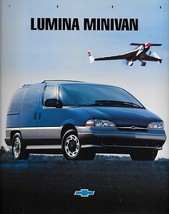 1995 Chevrolet LUMINA MINIVAN sales brochure catalog 95 US Chevy - $6.00