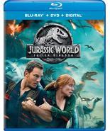 Jurassic World: Fallen Kingdom [Blu-ray + DVD + Digital]   - $27.95