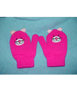 Nice Caps Pink Kids Knited Gloves Size 2-4 years old - $3.00