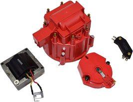 A-Team Performance 8-Cylinder Male Cap, 65k Volt Coil HEI Distributor Tune Up Ki image 2