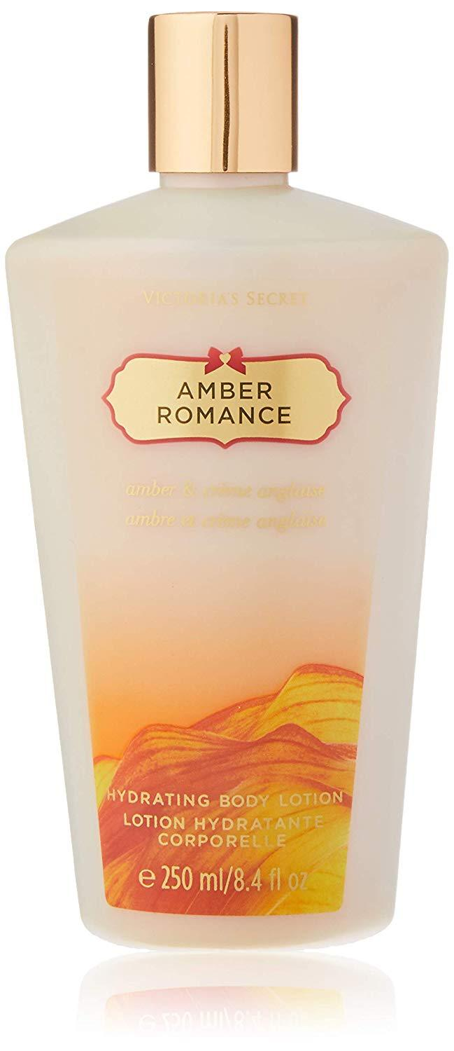 Primary image for Victoria's Secret Amber Romance Body Lotion 8.4 oz 250 ml