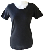 Billabong Size S Womens Black T-Shirt   - $5.99