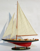 "24"" Rainbow Sailing Boat Model - $77.22"