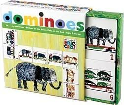 123 to the Zoo Jumbo Dominoes Eric Carle NEW Elephant - $15.00