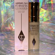 NEW IN BOX 3C Charlotte Tilbury Airbrush Flawless Foundation 5mL Trial (3 Cool)