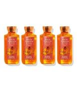 Bath & Body Works White Pumpkin & Chai Aloe & Vitamin E Shower Gel 10 fl... - £33.44 GBP