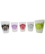 Viral Memes & Sayings Souvenir Keepsake 7 Piece Cup Set - $12.35