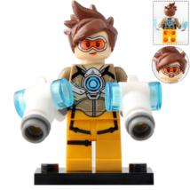 Tracer adventurer Overwatch Universe Lego Minifigures Include twin pulse pistols - $2.99