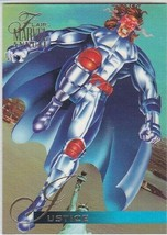 N) 1995 Flair Marvel Annual Comics Trading Card The New Warriors #145 - $1.97