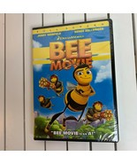 Bee Movie Full Screen DVD Dreamworks Kids Children Family Animated Comedy NEW - $14.80