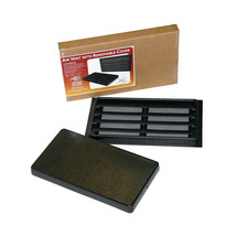 "Manual Crawl Space Vent with Removable Cover and Vermin Screen (8""x16"") - $35.00"