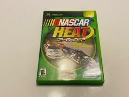 Microsoft XBOX - Nascar Heat 2002 - $10.00