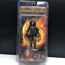 THE HUNGER GAMES action figure reel toys moc Neca 2012 lions gate Rue Ru sealed - $27.09